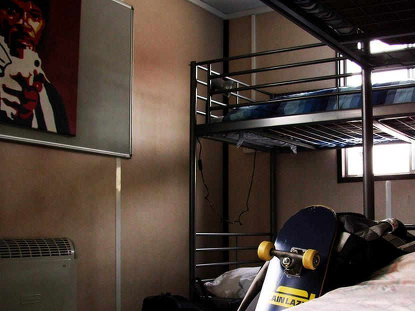 Containers Hostel Edinburgh