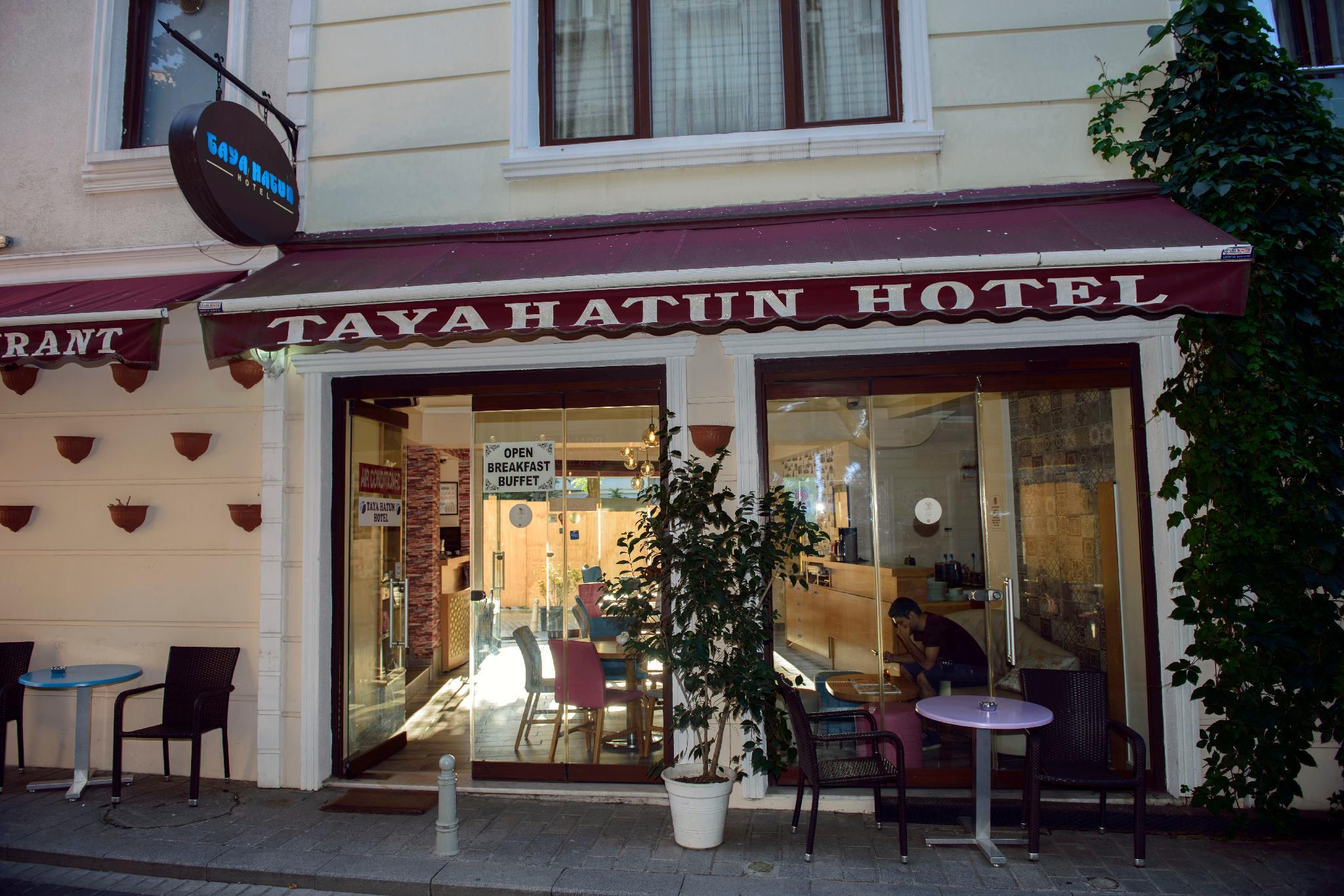 Tayahatun Hotel Istanbul