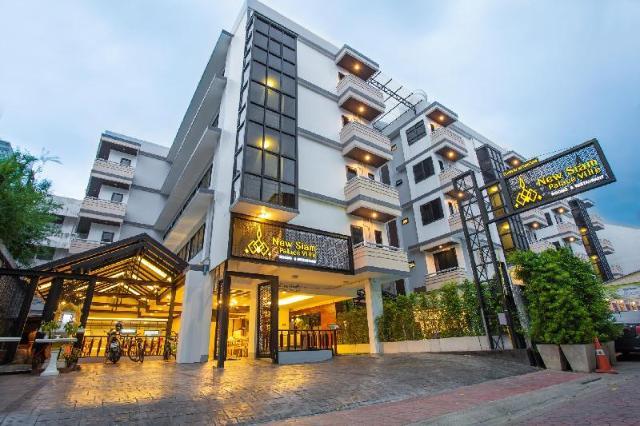 นิว สยาม พาเลซ วิว – New Siam Palace Ville