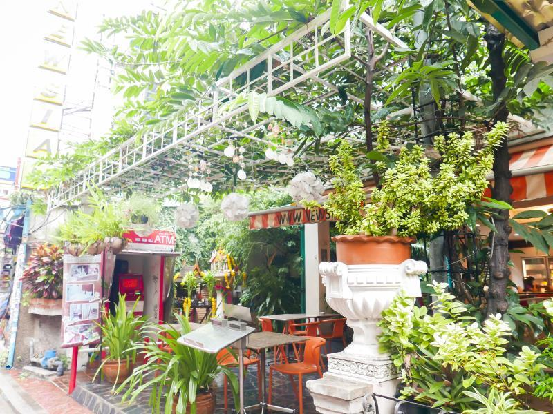 New Siam Guest House Hotel Bangkok in Thailand