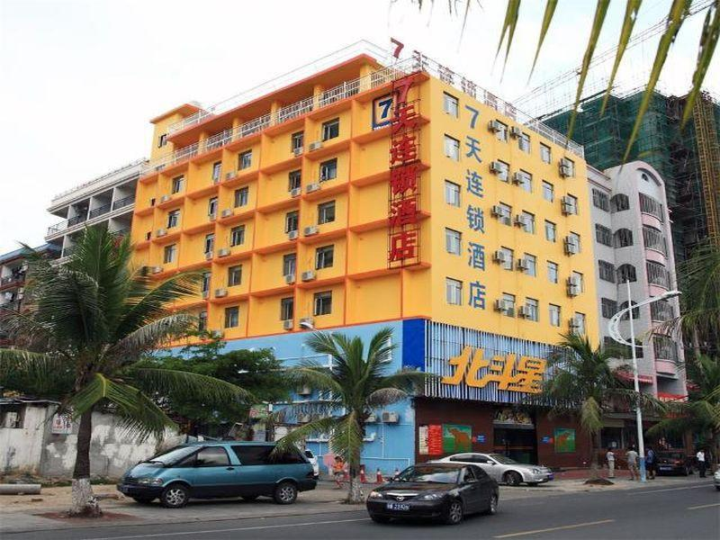 7 Days Inn Sanya Da Dong Hai Commercial Street Branch