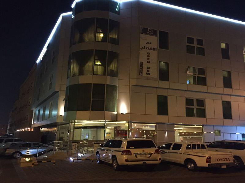 Dybaj Hotel Apartment