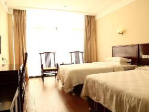 Green Tree Inn Anhui Huangshan She County Huizhou Old Town Huangshan Middle Road Business Hotel