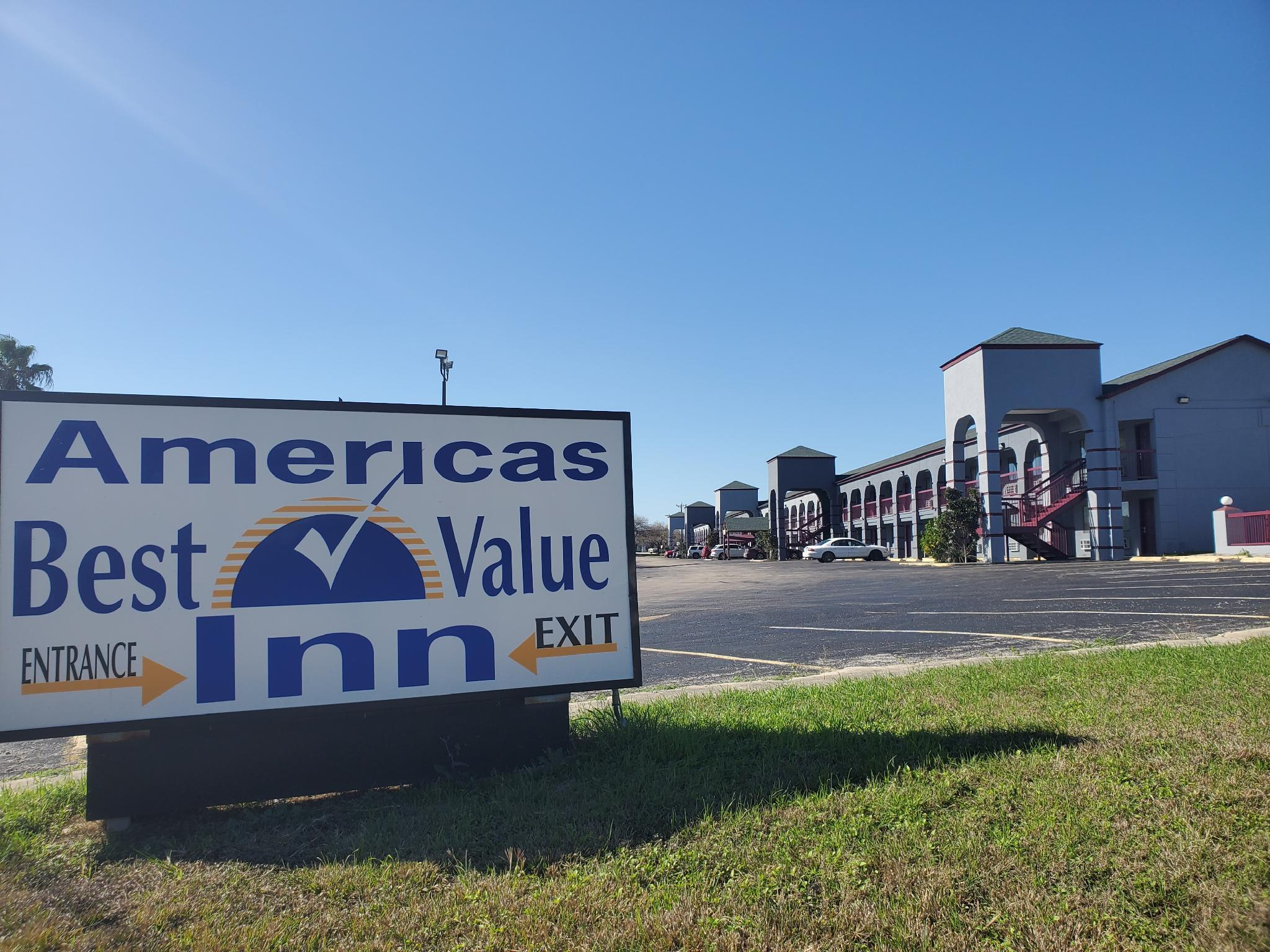 Americas Best Value Inn ATandT Center