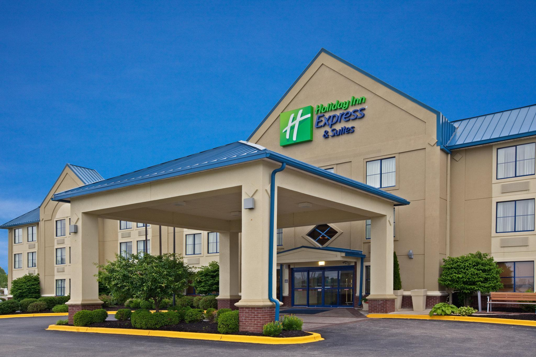 Holiday Inn Express Scottsburg