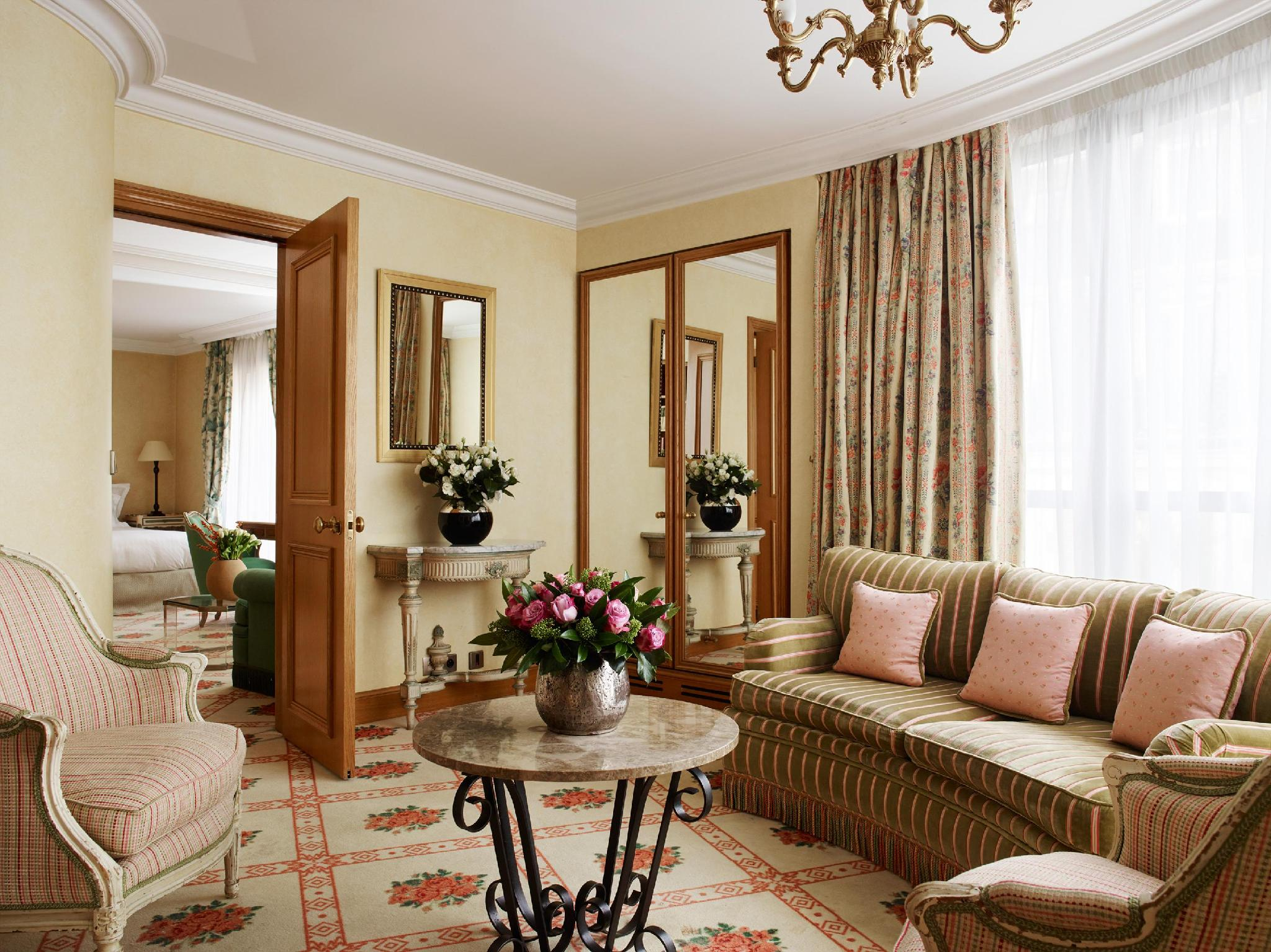Hotel de Vigny Champs Elysees Paris