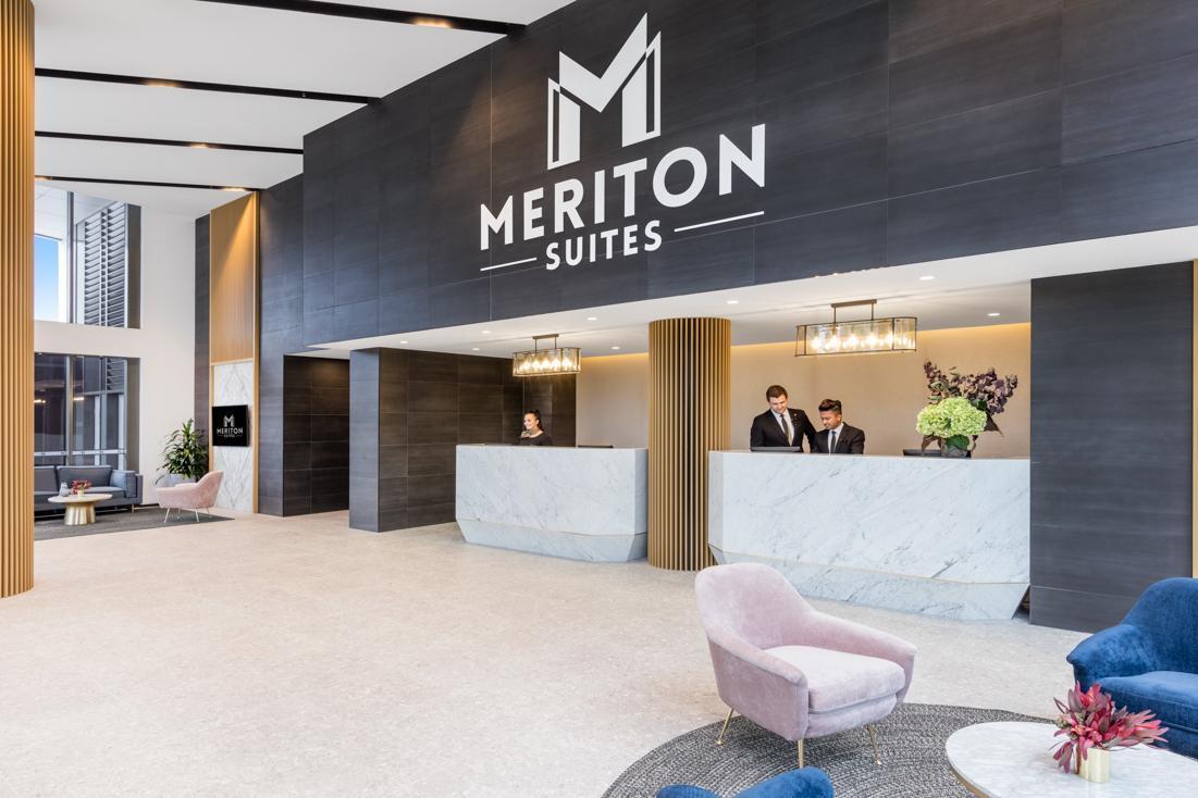 Meriton Suites Carter Street
