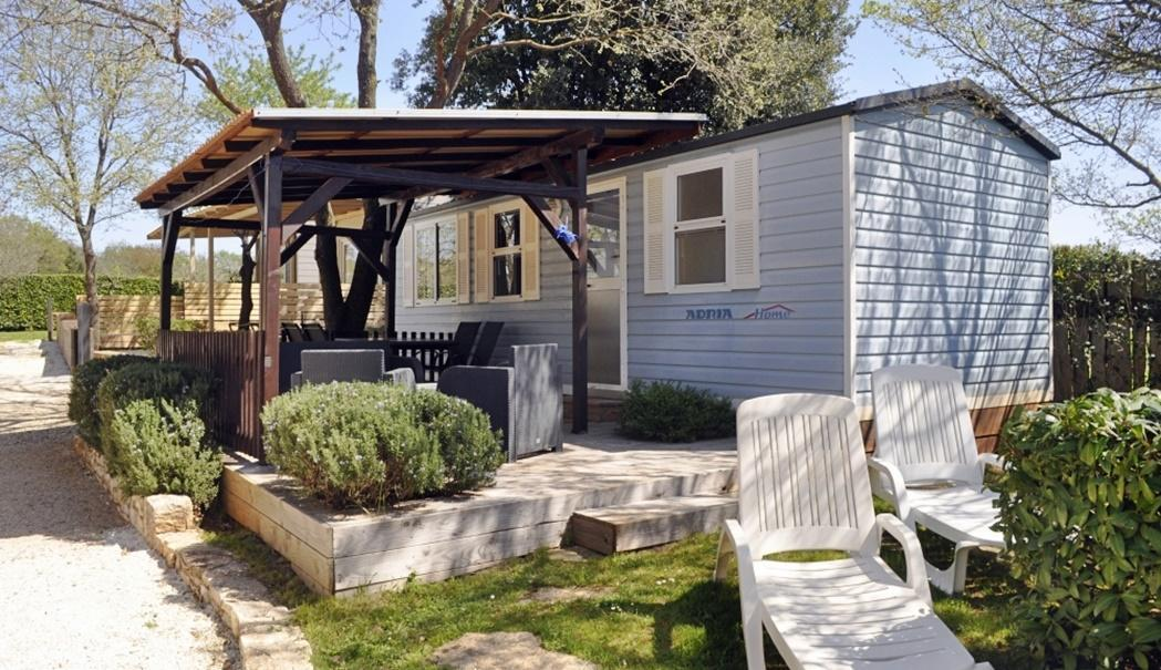 Comfort Mobile Home For 3 Persons With Kitchen