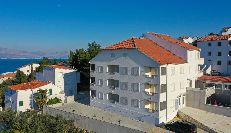Apartments Goran No.1   Ground Floor