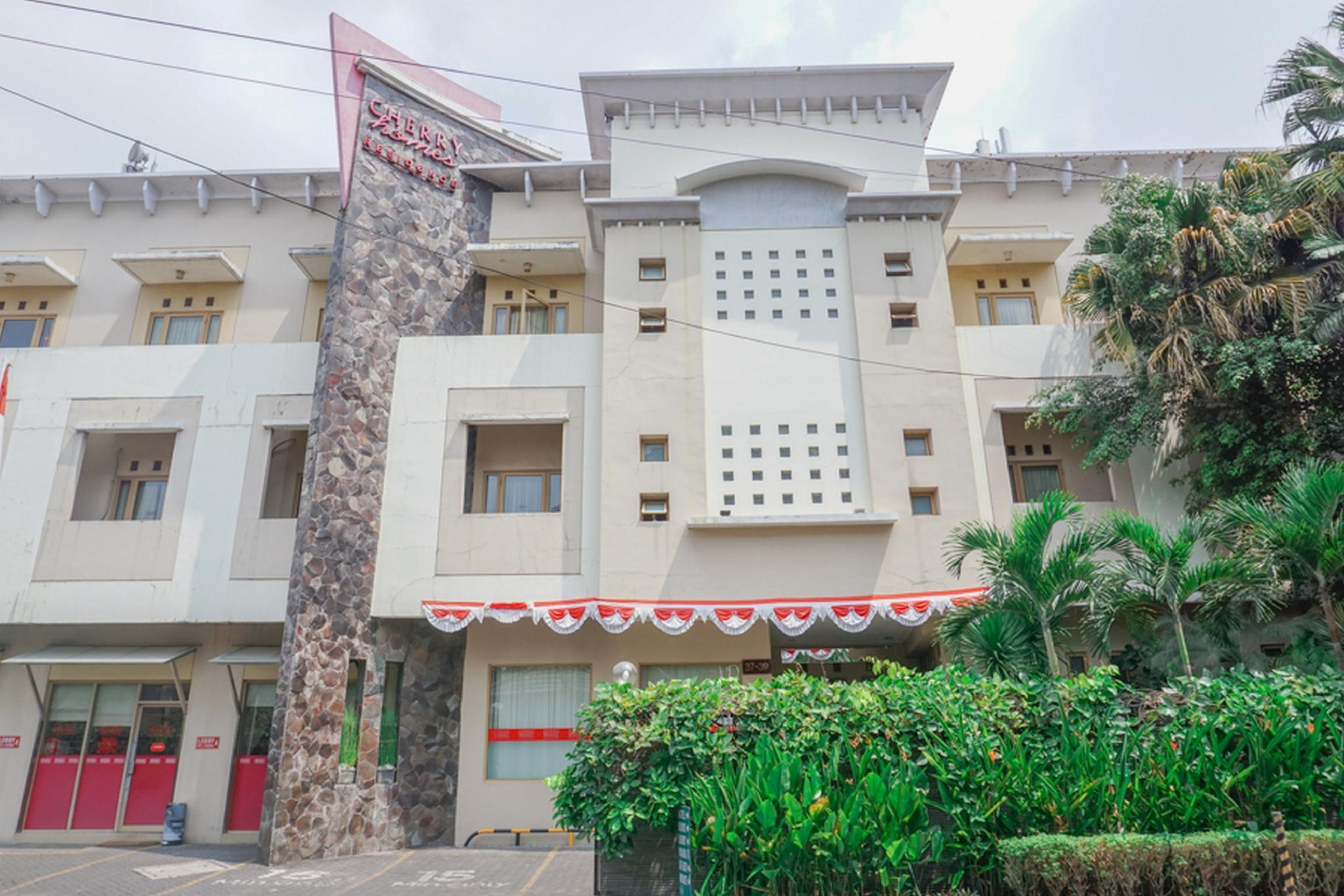 Residences By RedDoorz Near Maranatha University
