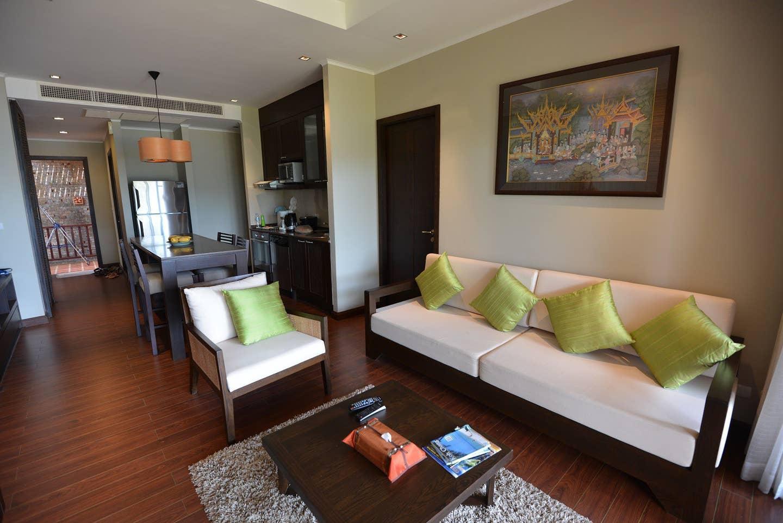 Stunning Seaview Apartment - Infinity Pool อพาร์ตเมนต์ 2 ห้องนอน 2 ห้องน้ำส่วนตัว ขนาด 45 ตร.ม. – เกาะช้างใต้