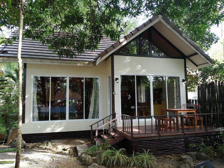 Lakeside Family Beach House 3 บ้านเดี่ยว 1 ห้องนอน 1 ห้องน้ำส่วนตัว ขนาด 40 ตร.ม. – หาดไก่แบ้