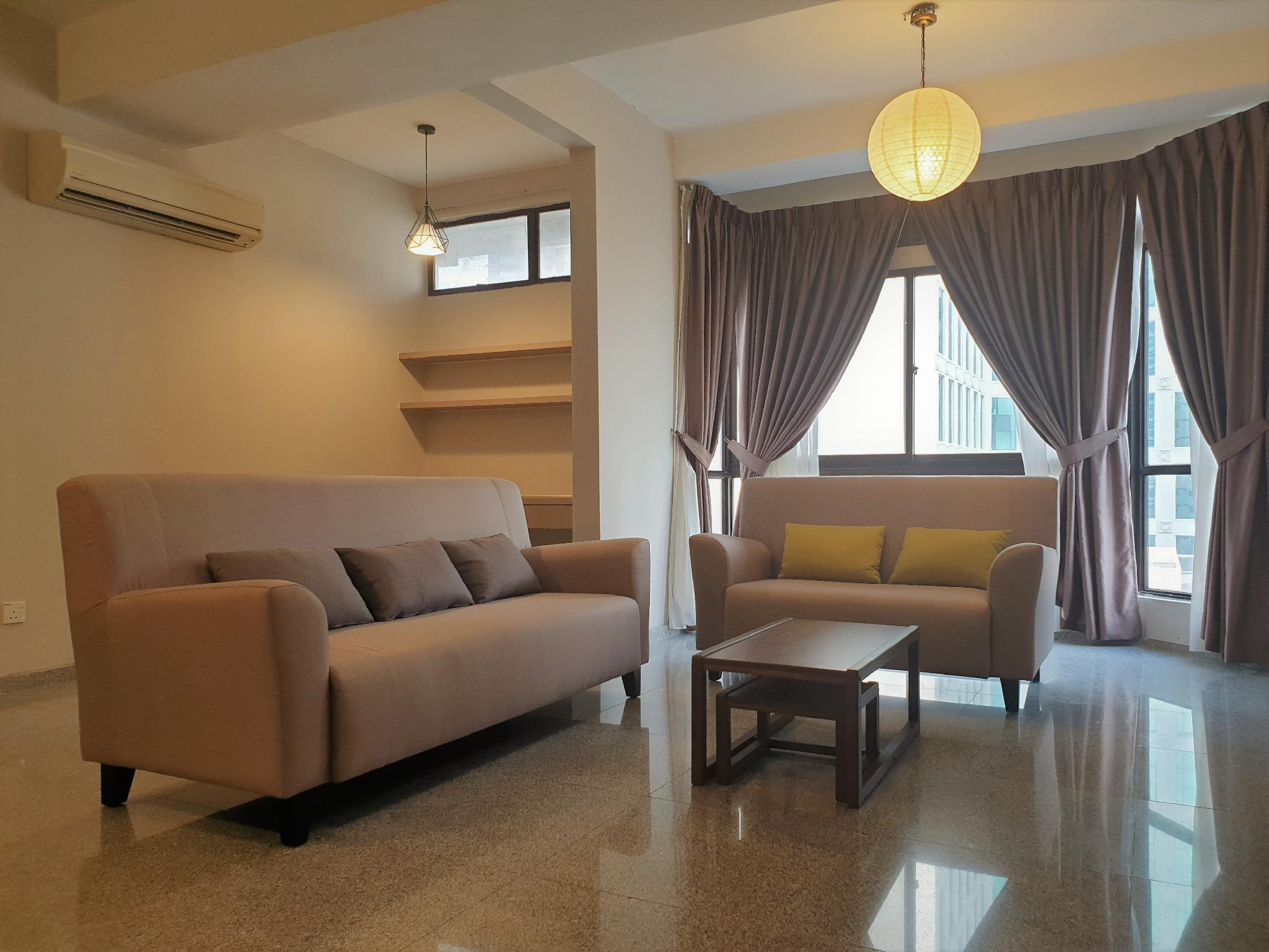 Superb  Location BUKIT BINTANG 3BR Apartment