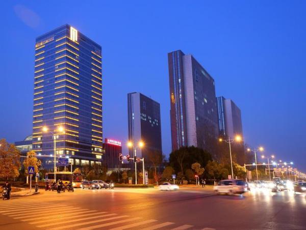 Jiuhua Jin Jiang International Hotel Zhenjiang