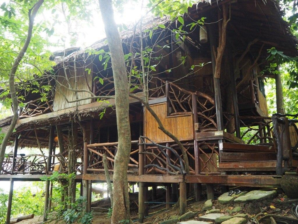 3 bedrooms Treehouse - Air con - Overlook the Sea บ้านเดี่ยว 3 ห้องนอน 3 ห้องน้ำส่วนตัว ขนาด 80 ตร.ม. – อ่าวโละดาลัม