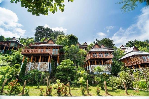 Superior Villa with partial sea view Koh Phi Phi