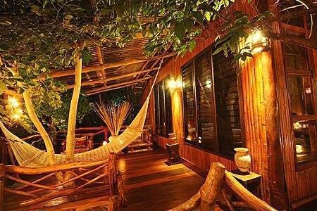 Natural 3 bedrooms Hut Sea View for 8 people บ้านเดี่ยว 3 ห้องนอน 3 ห้องน้ำส่วนตัว ขนาด 85 ตร.ม. – อ่าวโละดาลัม