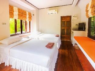 [アオプラオ]ヴィラ(25m2)| 1ベッドルーム/1バスルーム Garden Villa Bungalow Water Front Koh Kood Island