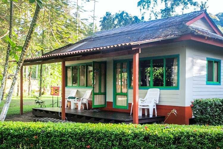 Garden View Bungalow - 20 steps to Beach Ko Kood บังกะโล 1 ห้องนอน 1 ห้องน้ำส่วนตัว ขนาด 20 ตร.ม. – อ่าวพร้าว