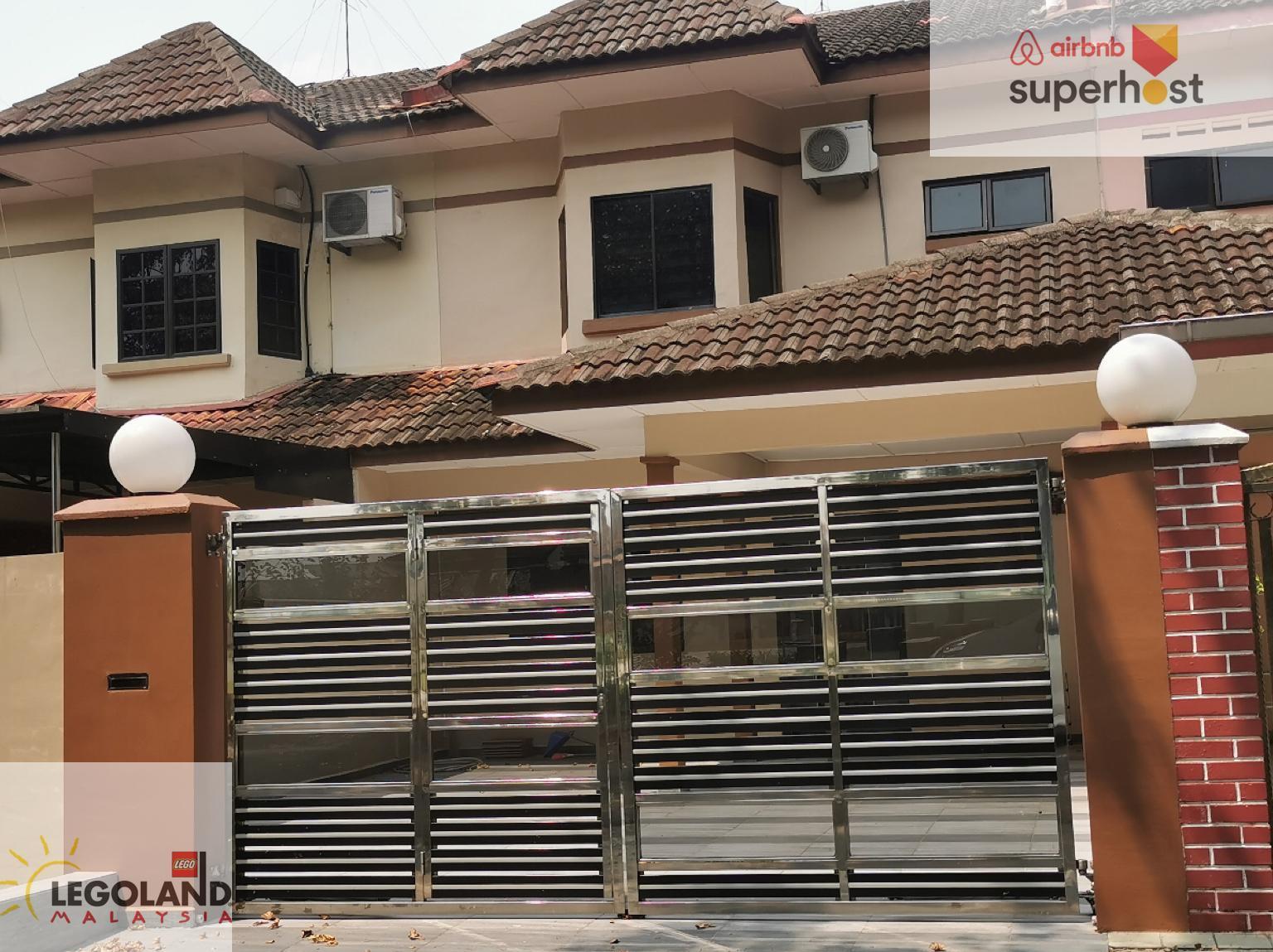 2nd Link Johor Bahru Homestay