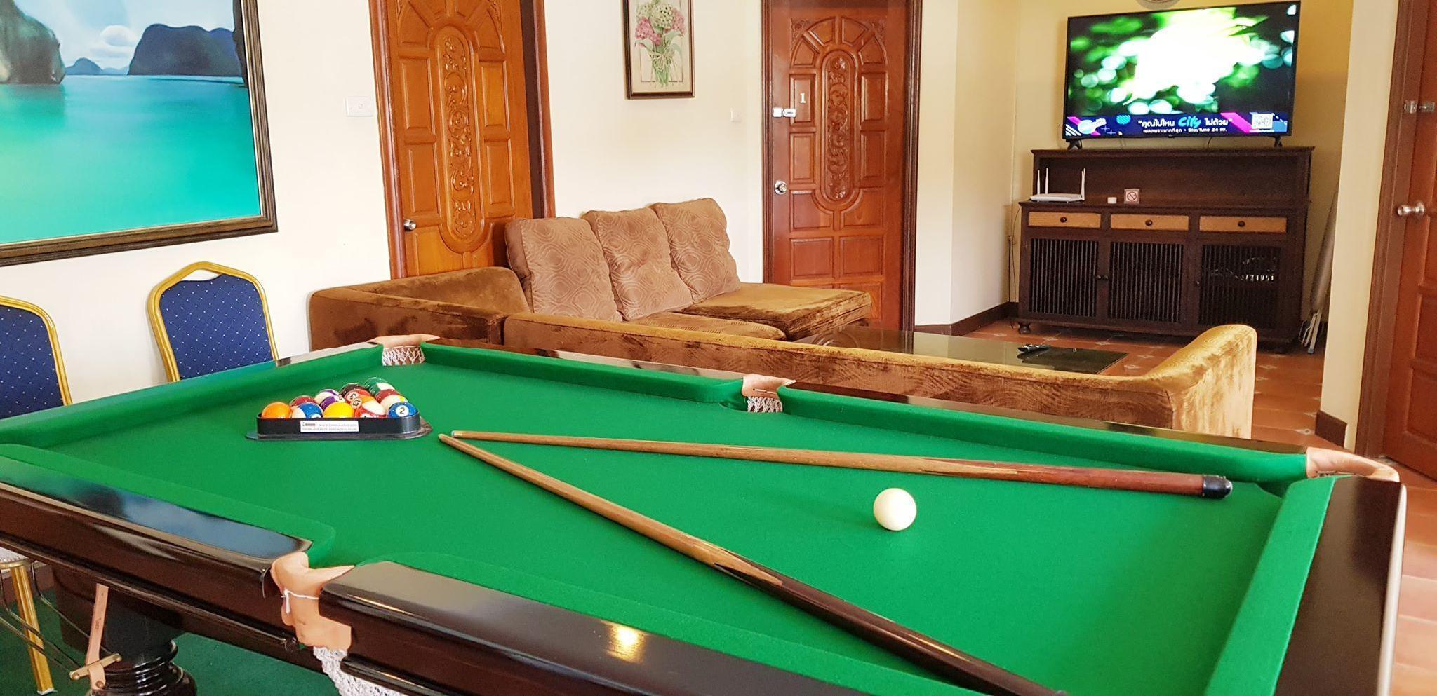 Pool villa 4 bedrooms Viewbor 5 min Walking Street วิลลา 4 ห้องนอน 4 ห้องน้ำส่วนตัว ขนาด 200 ตร.ม. – พัทยาใต้