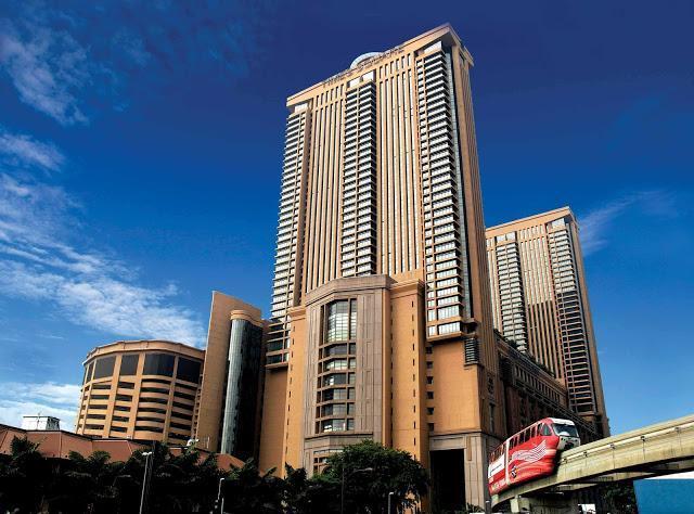 The Bukit Bintang Serviced Residences