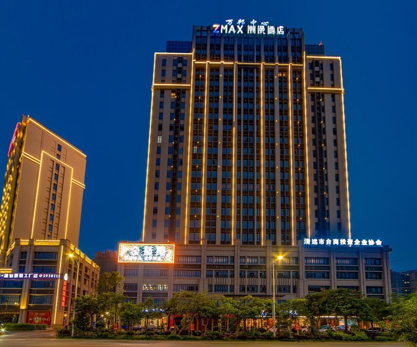 Zmax Hotel�Qingyuan Wanbang Center