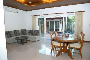 [ナイハーン]ヴィラ(150m2)| 3ベッドルーム/4バスルーム Baanmanchusa  Thai style villa 1