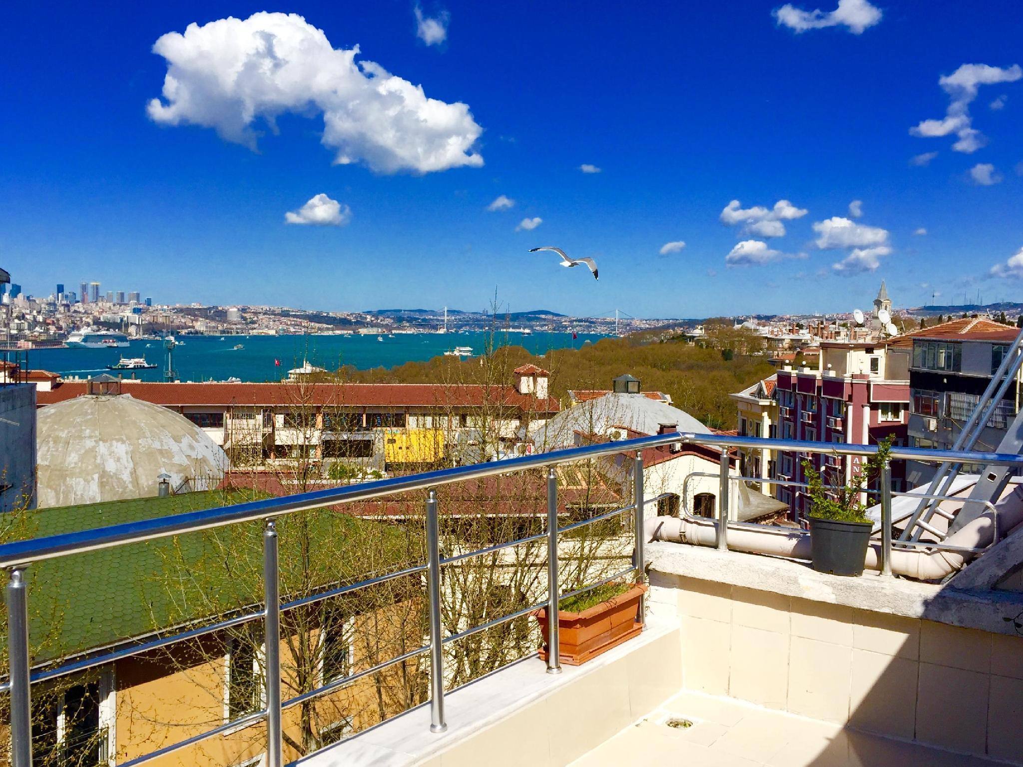 Meddusa Hotel Istanbul