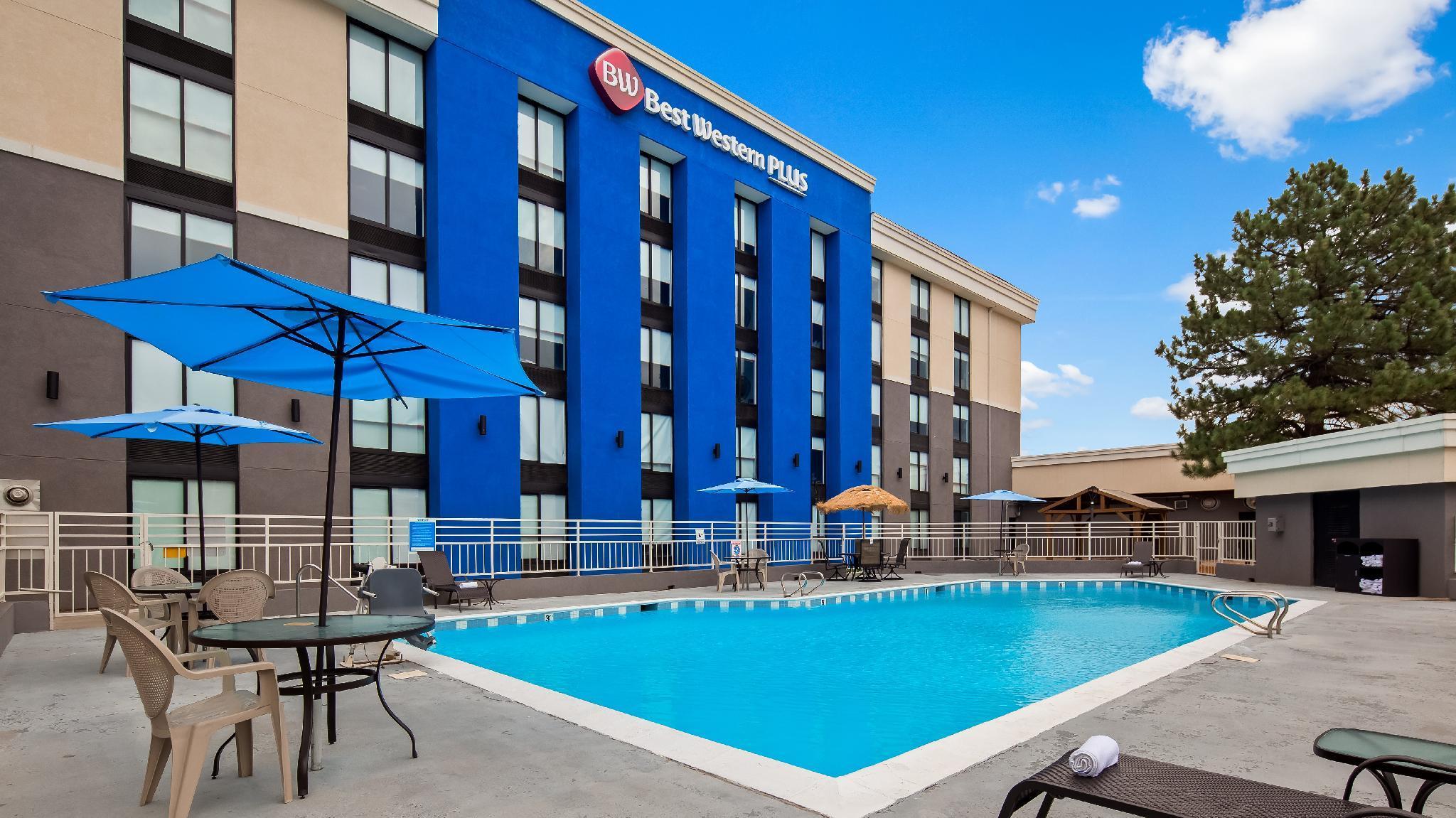 Best Western Plus Executive Residency Denver   Stapleton Hotel