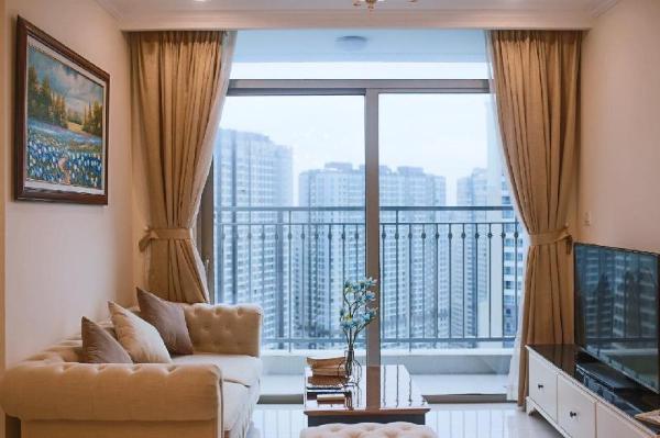 HCMC Truly Kozi Apartment - Vinhomes Central Park Ho Chi Minh City