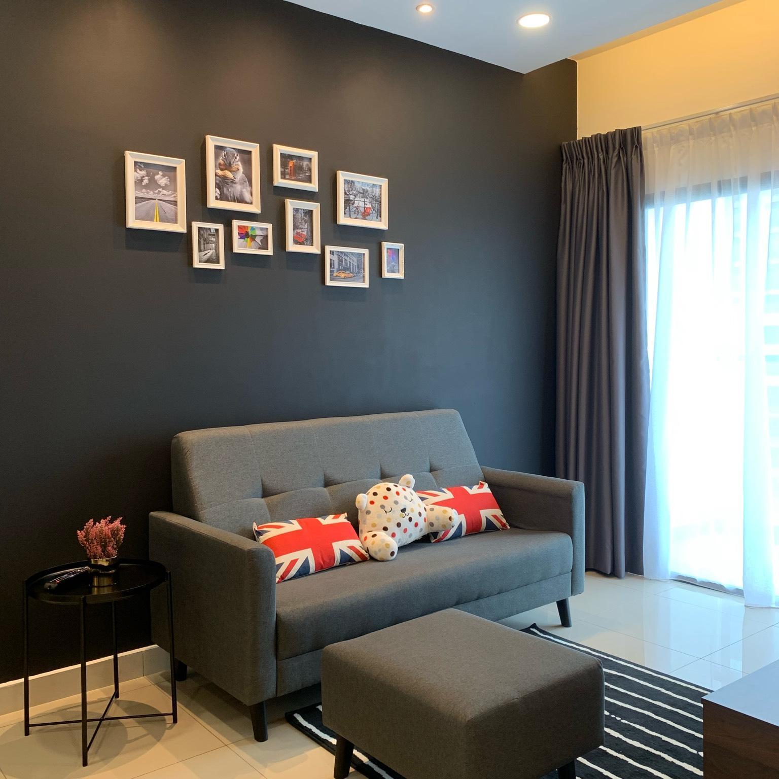 COZY HOME Wifi SUNGAI LONG MRT BALAKONG Landmark