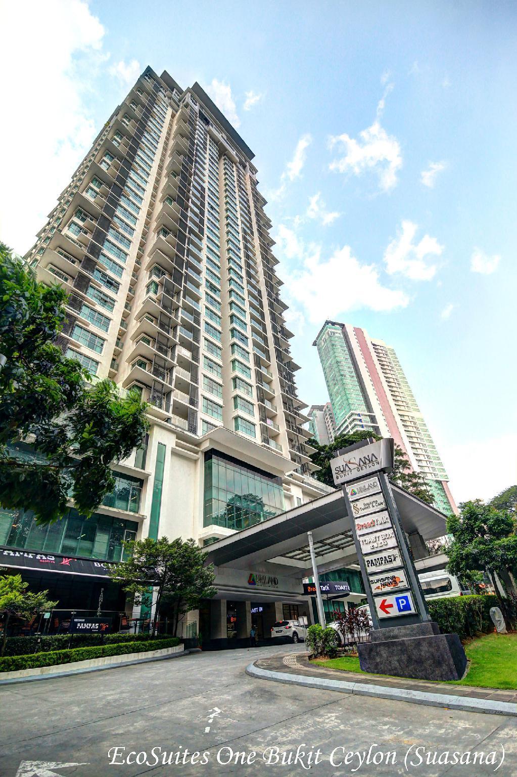 Suasana Bukit Bintang KLCC By EcoSuites