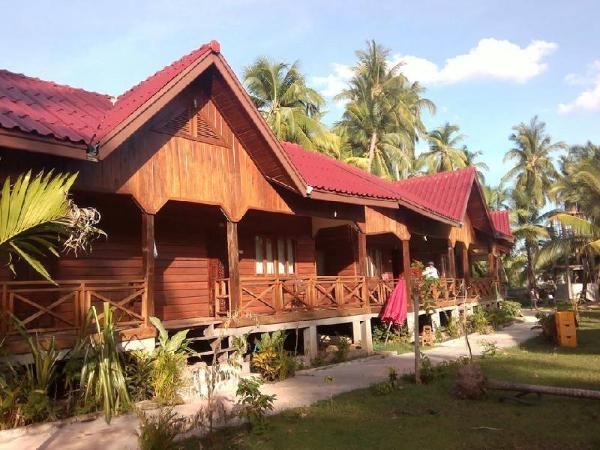 Nongsak Guesthouse & Restaurant Muang Khong