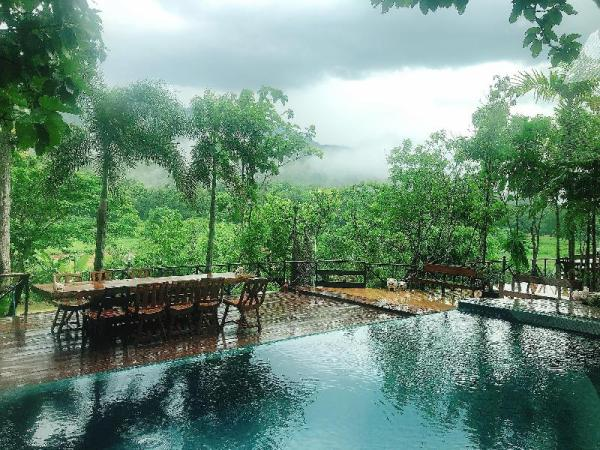 luxury swimming pool villa with suthep view Chiang Mai