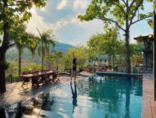 [ホイ・ゲーォ]ヴィラ(500m2)| 4ベッドルーム/4バスルーム luxury swimming pool villa with suthep view