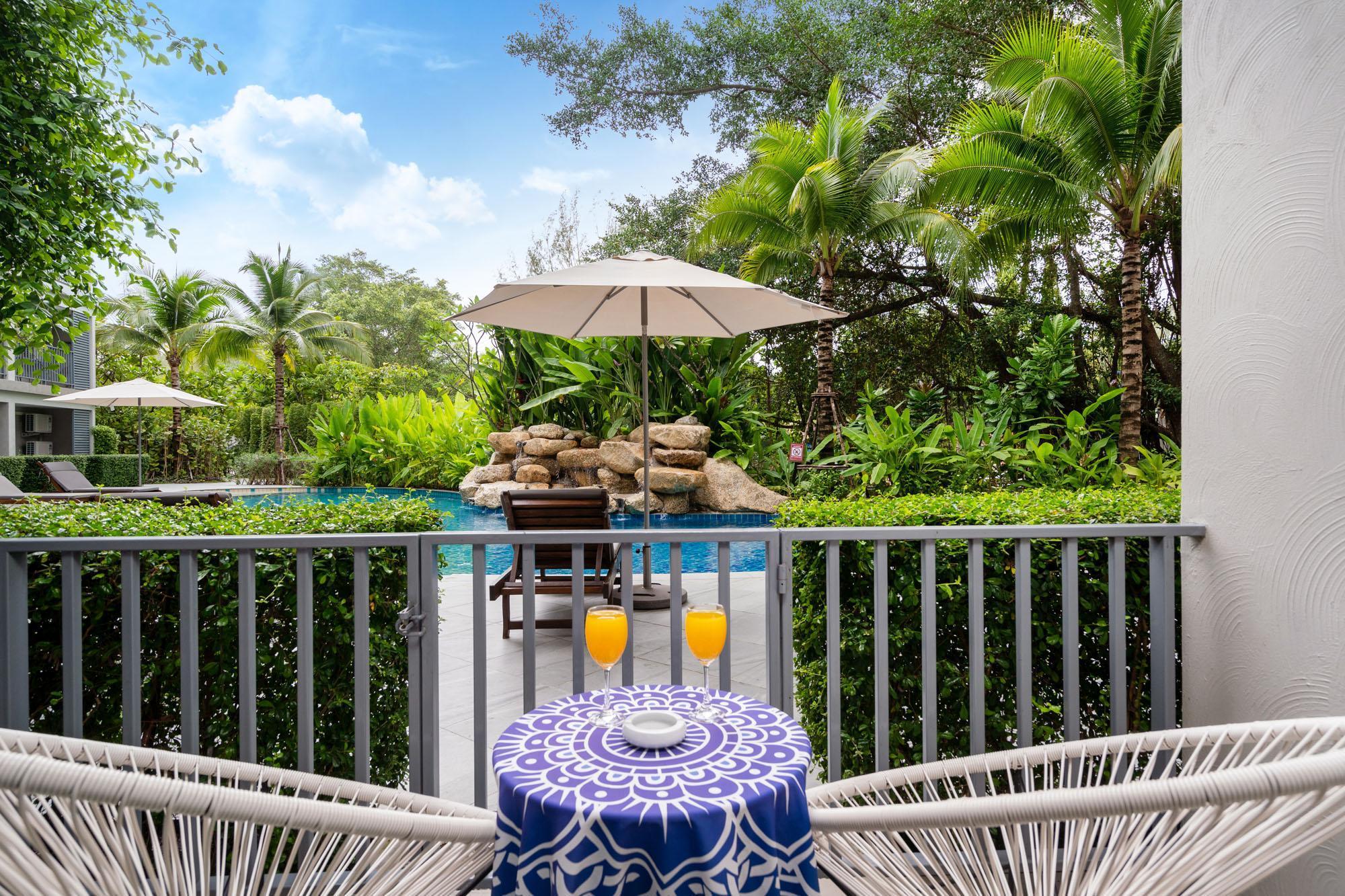 Luxury Poolside 1 bedroom Free Netflix @ Naiyang