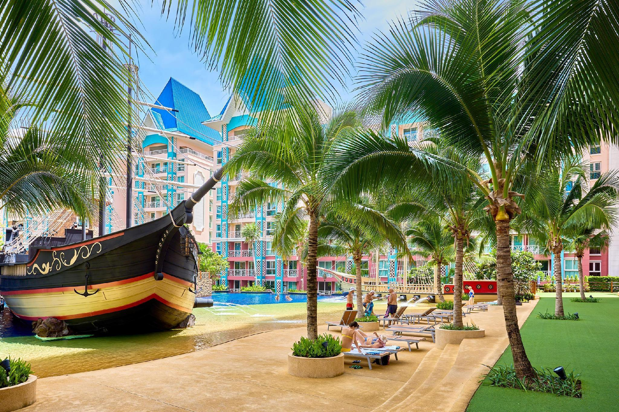 Grande Caribbean apartment resort กรันเด คาริบเบียน อพาร์ตเมนต์ รีสอร์ต