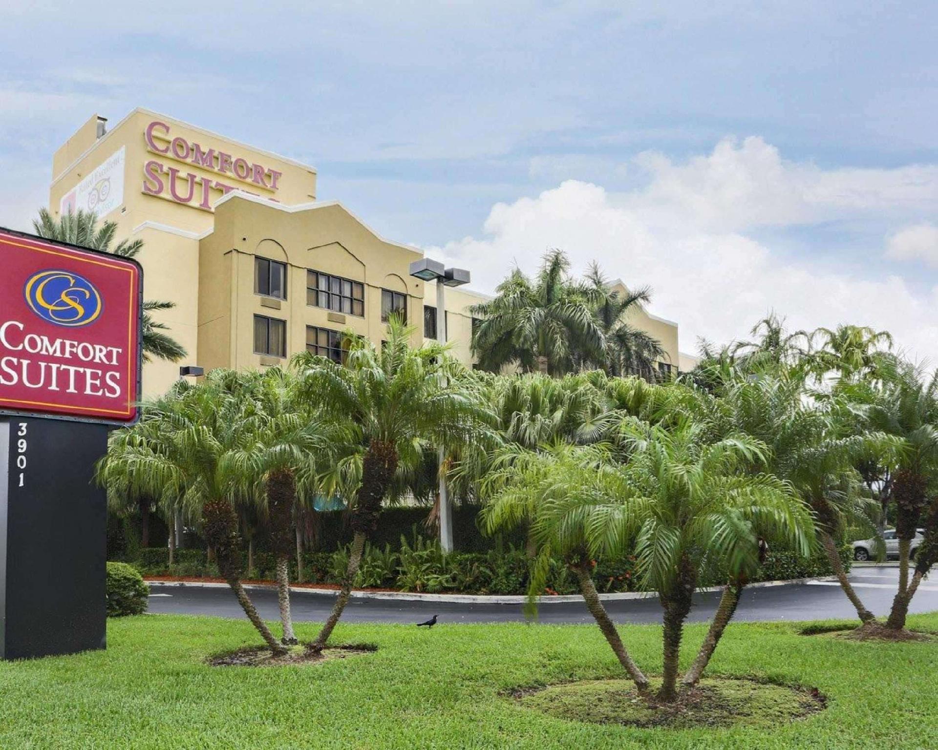 Comfort Suites Miami   Kendall