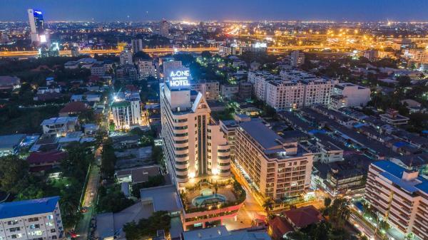 A-One Bangkok Hotel Bangkok