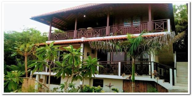 Crow's Nest Villa Ceningan