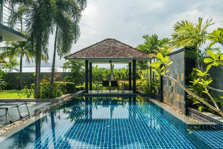 Diamond 272   Modern Private Pool Villa In BangTao