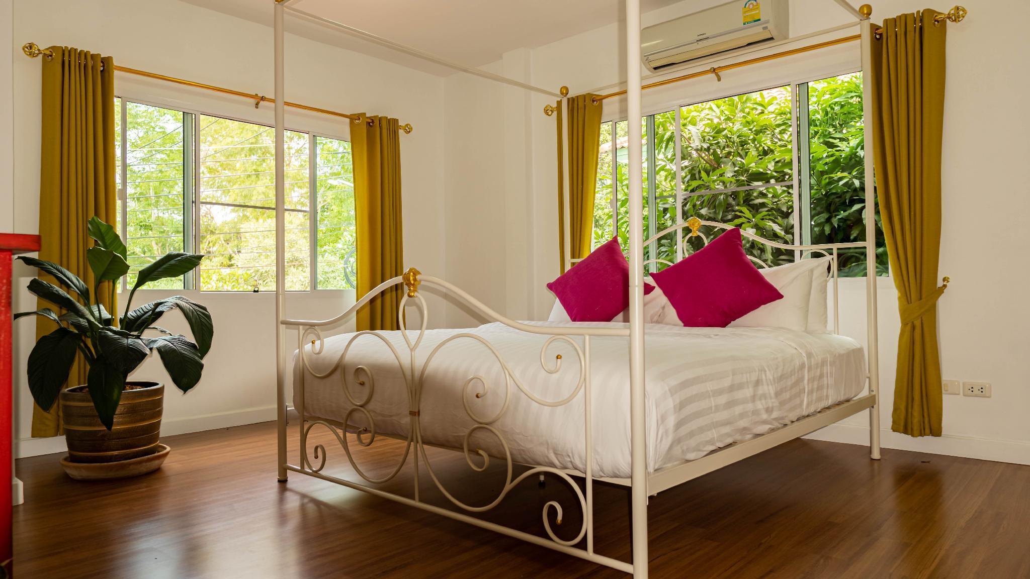 EMMY HOME บ้านเดี่ยว 3 ห้องนอน 3 ห้องน้ำส่วนตัว ขนาด 125 ตร.ม. – สุเทพ