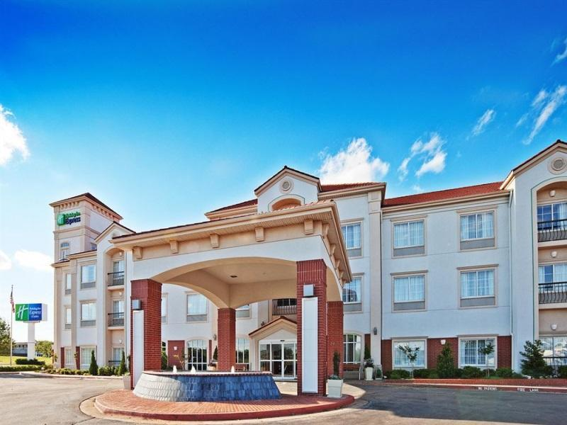 Holiday Inn Express Hotel And Suites Oklahoma City   Penn Square
