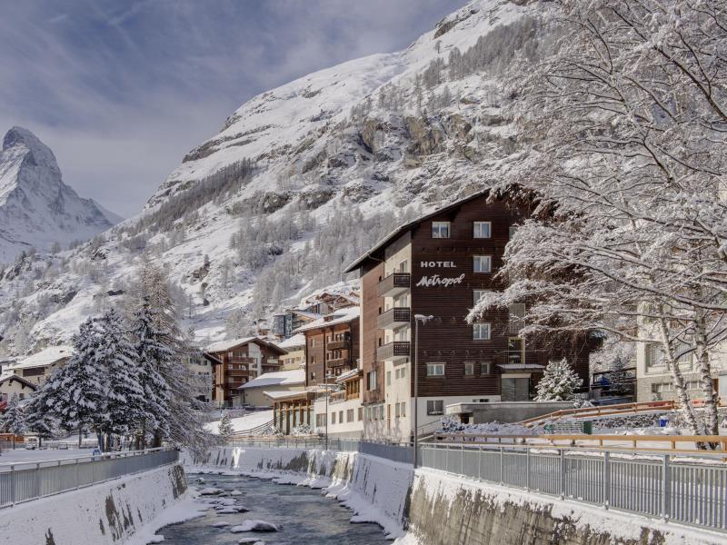 Hotel Metropol And Spa Zermatt