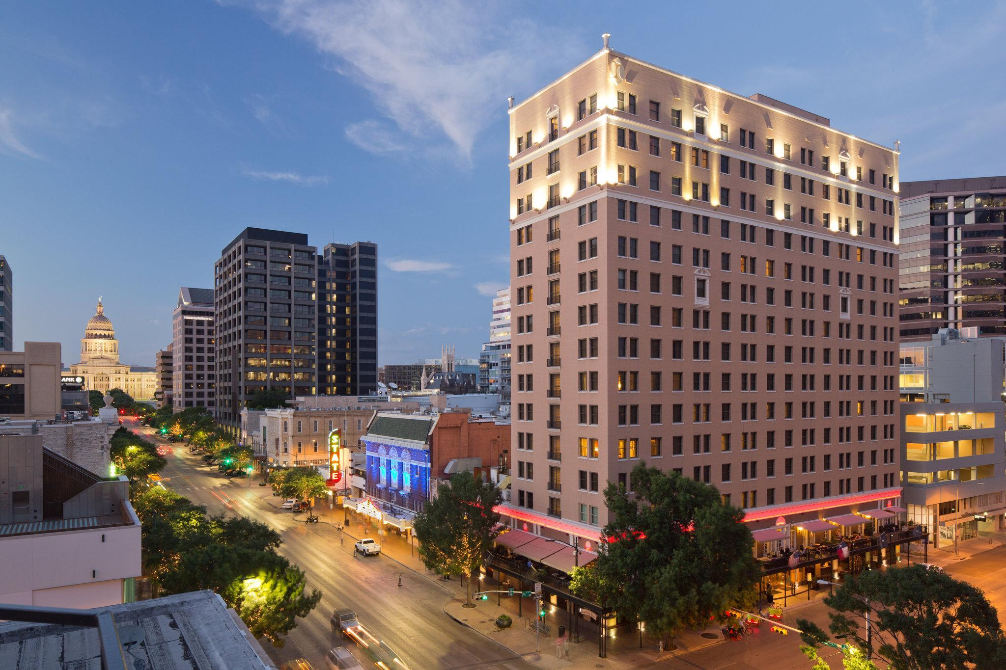 InterContinental Hotel Stephen F. Austin
