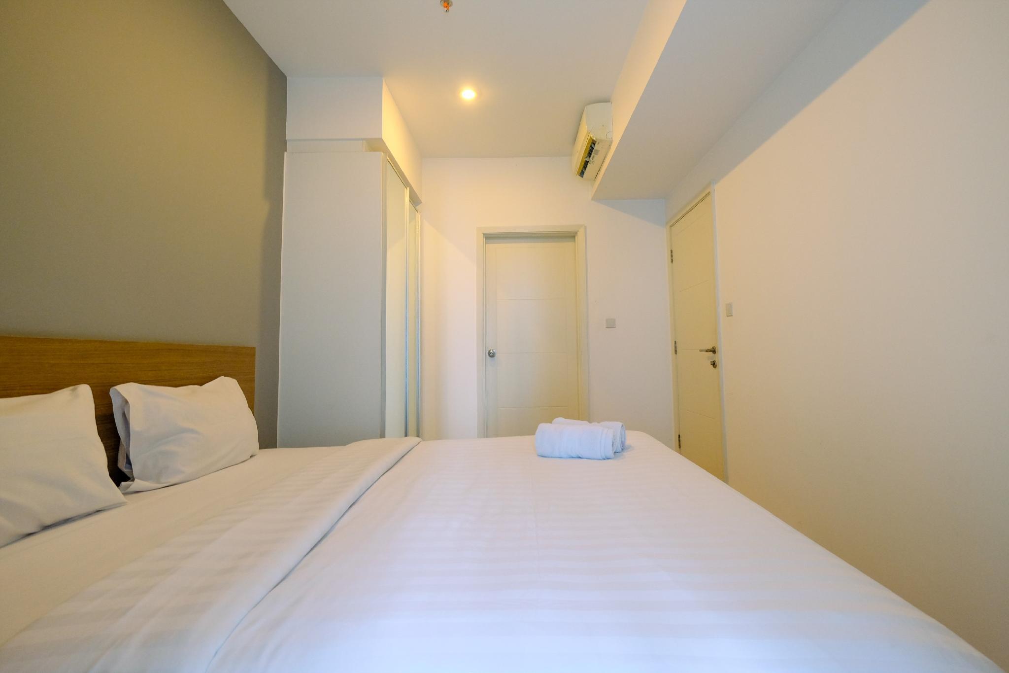 Strategic 1BR Casa Grande Apartment By Travelio