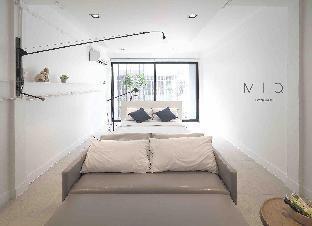 MIQ4 Silom BTS&MRT/Designer/Netflix/Wifi 300MB อพาร์ตเมนต์ 1 ห้องนอน 1 ห้องน้ำส่วนตัว ขนาด 40 ตร.ม. – สีลม