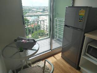 [トンブリー]アパートメント(25m2)| 1ベッドルーム/1バスルーム Condo Unifly bangkae98
