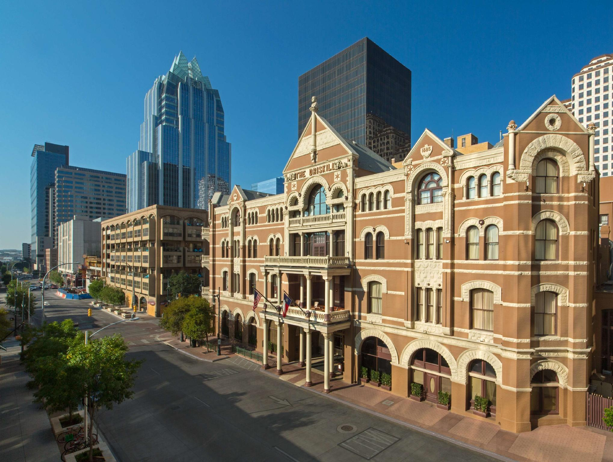 The Driskill � In The Unbound Collection By Hyatt